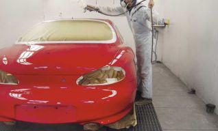 Última tecnología en pintura